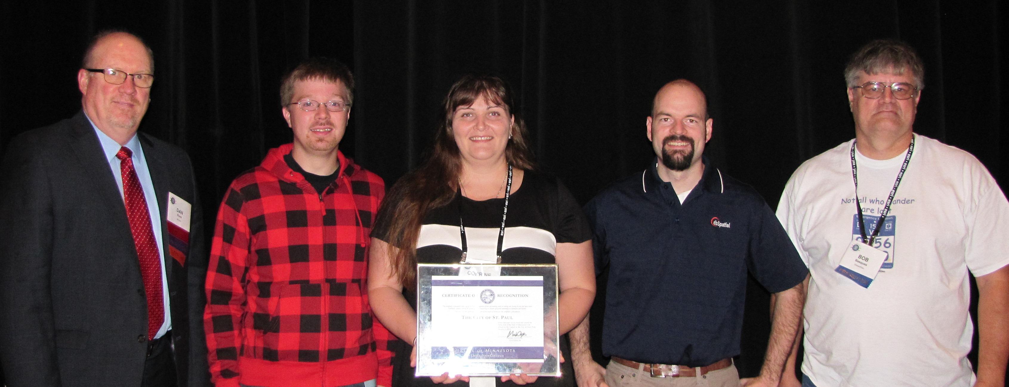 2013 MN Governors award photo